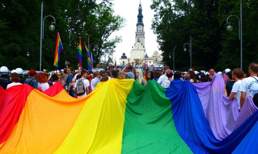 Robić marsze równości i dać się pobić!