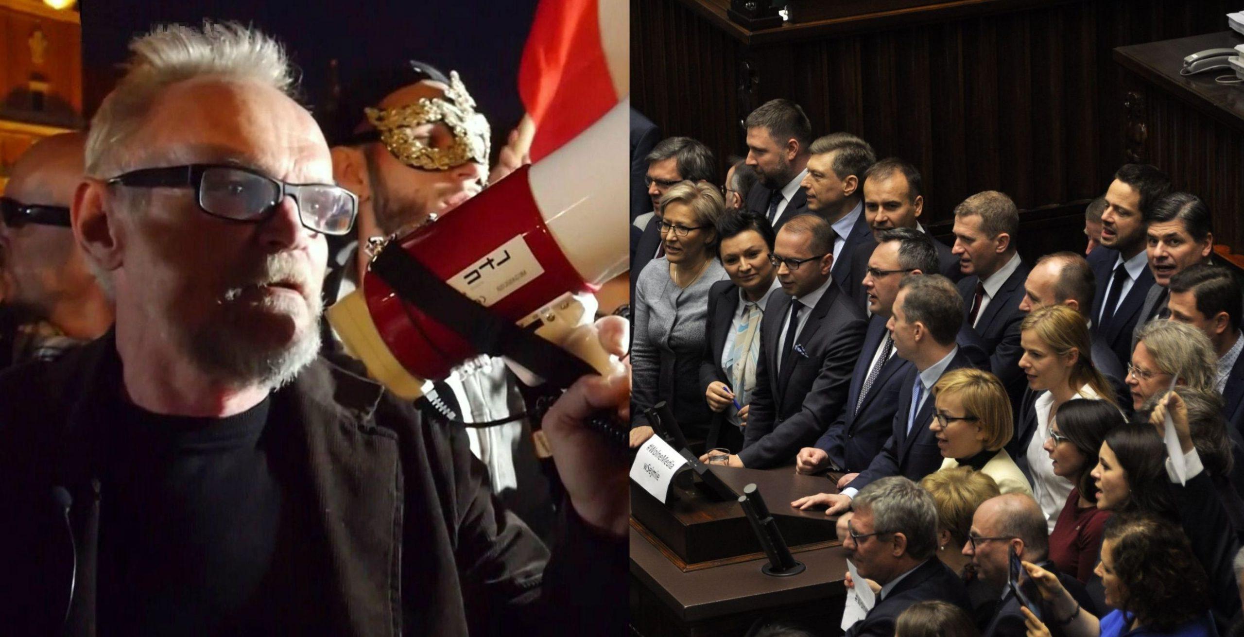 Gdzie są polityczne i medialne bojówki PiS?